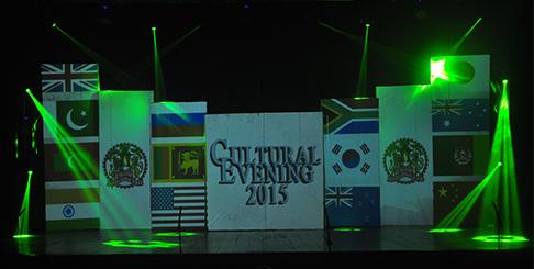 CIS Cultural Evening 2015