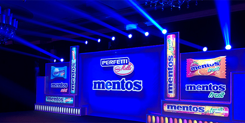 Mentos – Product Launch