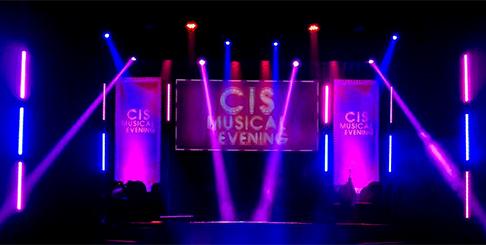 CIS – Musical Evening
