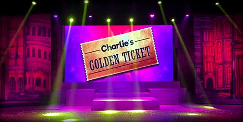 Charlie's Golden Ticket
