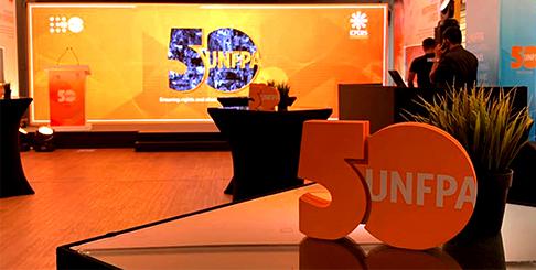 UNFPA – 50th Anniversary