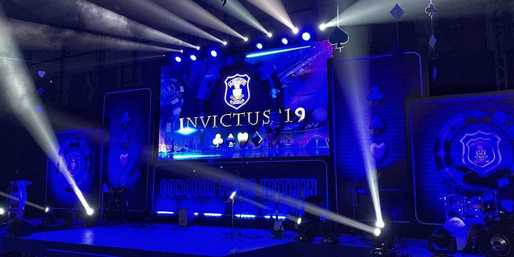 SJC Prefects Day – INVICTUS