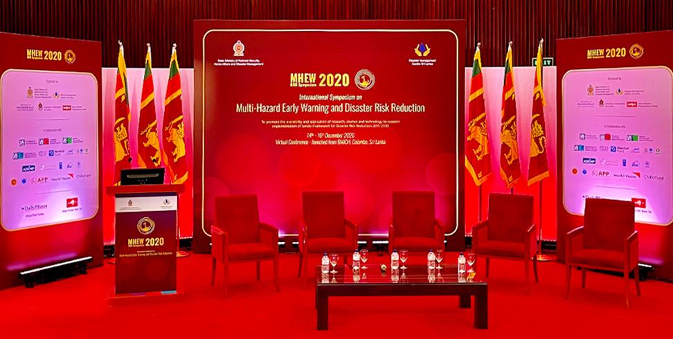 MHEW DRR Symposium 2020