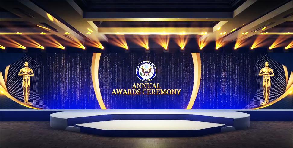 US Embassy – Awards ceremony
