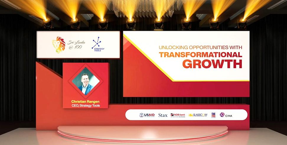 Transformational Growth – SL@100